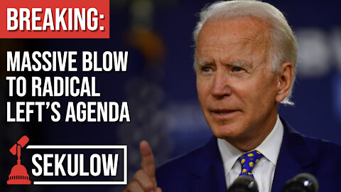 BREAKING: Massive Blow to Radical Left's Agenda
