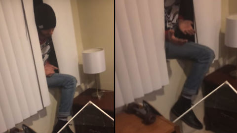 The Struggle Is Brutally REAL For This Guy's Drunken Housemate