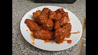 Old Bay Hot Wings Recipe, Air Fryer