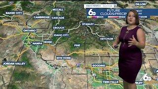 Natasha Williams' Idaho News 6 Treasure Valley Forecast