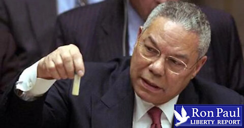 Colin Powell And The Empire Of Lies