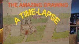 The Amazing Drawing | A timelapse