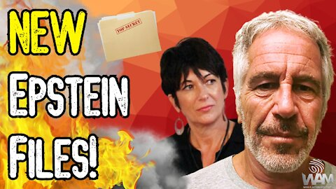 BREAKING: NEW Epstein Files To Be RELEASED? - Is Ghislaine Maxwell Even In Prison?