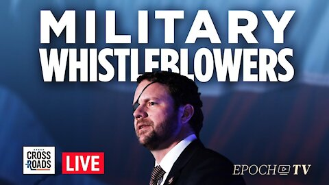 Live Q&A: New Whistleblower Site to Expose Military 'Woke' Indoctrination; Biden's $6T Budget Plan