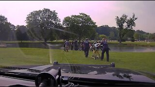 Painesville police officers rescue missing 4YO boy from pond