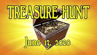 Treasure Hunt, June 13, 2020: The Earthen Mound