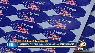 Supreme Court ruling allows partisan gerrymanders