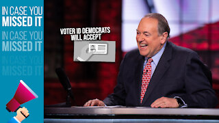 The ONLY Form Of Voter ID Democrats Will Accept   ICYMI   Huckabee