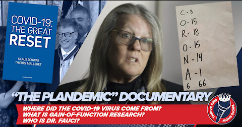 The Plandemic Documentary | Where Did COVID-19 Come From? Who Is Dr. Fauci?
