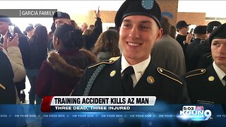 Governor orders flags lowered to honor fallen Peoria soldier