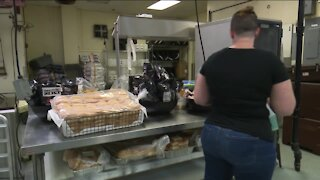 Green Bay caterers battle a food supply shortage with an influx of summer events