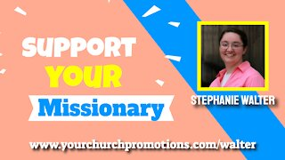 Mission to Amish People How To Support Stephanie Walter