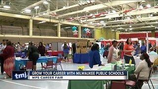 Grow your career with Milwaukee Public Schools