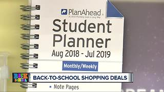 Back-to-school shopping deals