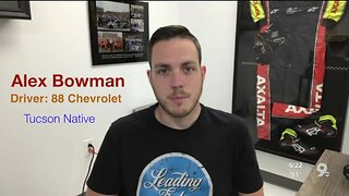 One on One with Alex Bowman