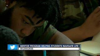 Mentorship program helps students navigate their lives