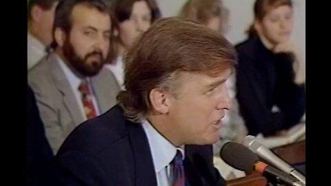"""Antes de ser una """"AMENAZA"""", los DEMÓCRATAS le pidieron consejos económicos a Trump"""
