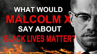 What Would Malcolm X Say About Black Lives Matter?