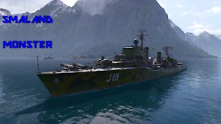 World of Warships - Smaland: Monster