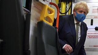 England Enacts Face Mask Mandate