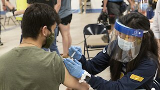 Vaccinations Rise As Cases, Hospitalizations Climb