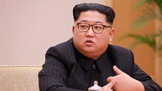 Kim Jong Un oversees North Korean military drill