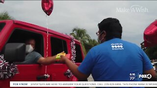 Make - A - Wish Foundation creatively grants wishes for critically ill children