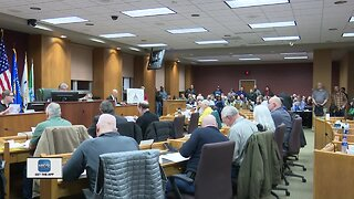 Brown County 2nd Amendment Sanctuary vote