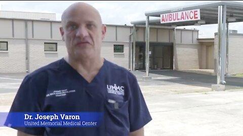 Dr.Joseph Varon: IVERMECTIN is the solution against COVID