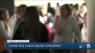 Nearly all face-to-face child abuse exams suspended in Palm Beach County during coronavirus pandemic
