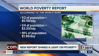 New report shines light on poverty