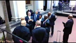 UPDATE 1 - Former President Zuma to appear in Durban court (52y)