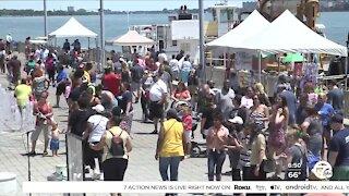 Detroit West Riverfront Block Party