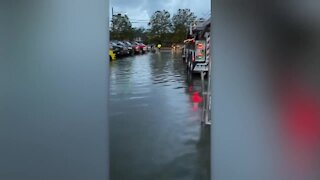 Cheektowaga business owners frustrated over flooding