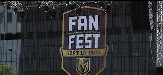 Vegas Golden Knights Fan Fest 2021