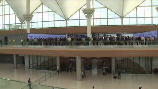 DIA celebrates Phase 1 opening of Great Hall Project, nearly 2 years after original completion date