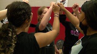 John Marshall girls' basketball team asking for more funding