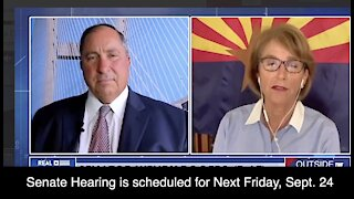Arizona Audit Results Coming Sept. 24th - Wendy Rogers Interview