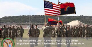 USCENTCOM thanks National Guard Soldiers and Airmen