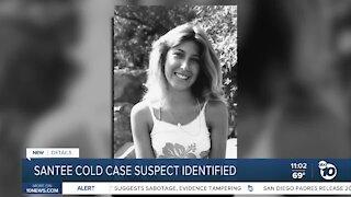 Santee cold case suspect identified