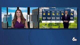 Scott Dorval's Idaho News 6 Forecast - Wednesday 8/11/21