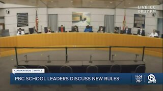 School District of Palm Beach County to follow new COVID-19 student quarantine rules