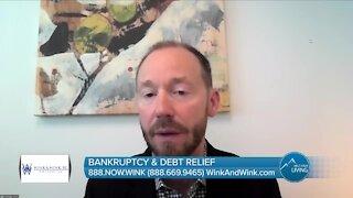Bankruptcy & Debt Relief // Wink & Wink