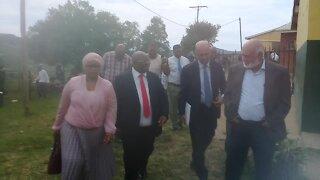 SOUTH AFRICA - Durban - Deputy Chief Justice Raymond Zondo charity event (Videos) (CHQ)