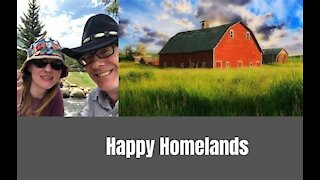 Happy Homelands - August 14