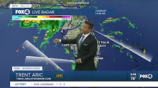 Tracking Three Tropical Systems