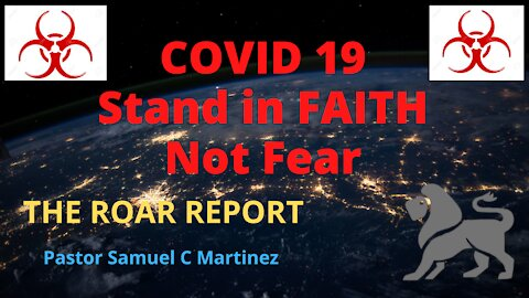 Stand in Faith Not in Fear