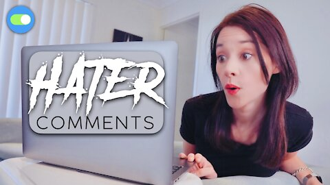 Reacting to MINIMALIST HATER Comments 👀