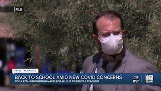 Health Insider Q&A: Coronavirus concerns as kids to back to school