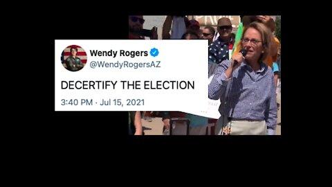 AZ Audit: Decertify the Election!